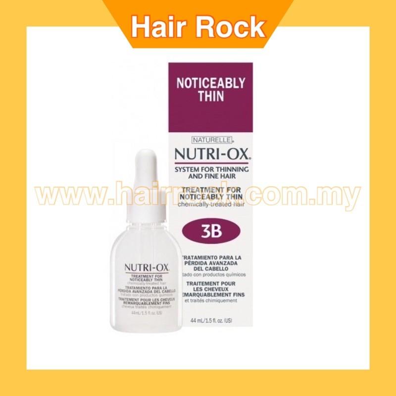 Nutri-Ox Treatment for Noticeably Thin Step 3B (Chemically Treated Hair) - 44ml