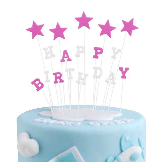Enjoyable Ready Stock Frozen Birthday Cake Topper Shopee Malaysia Funny Birthday Cards Online Inifodamsfinfo