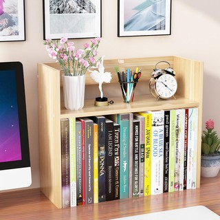 sports shoes 69671 41e7a ✺Bookshelf simple table shelf modern students with dormitory small bookcase  children to receive office book tabletop