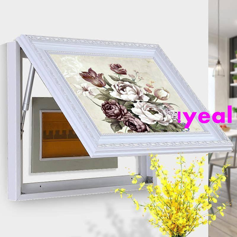 Cover Of The Electric Meter Box Household Distribution Box Cover Decorative Panel Decorative Painting Push28581 Shopee Malaysia