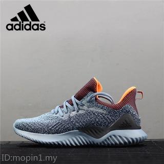 Original New Adidas AlphaBounce Alpha 2 men and women Casual