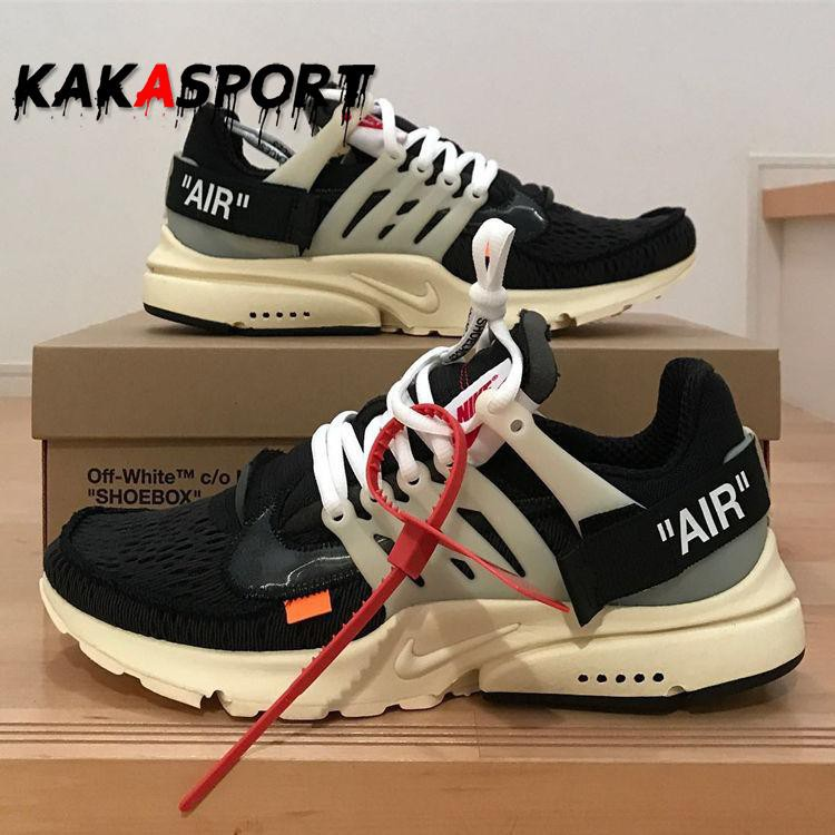 size 40 ceaff 812b8 QT NIKE x OFF-WHITE AIR PRESTO THE TEN running shoes