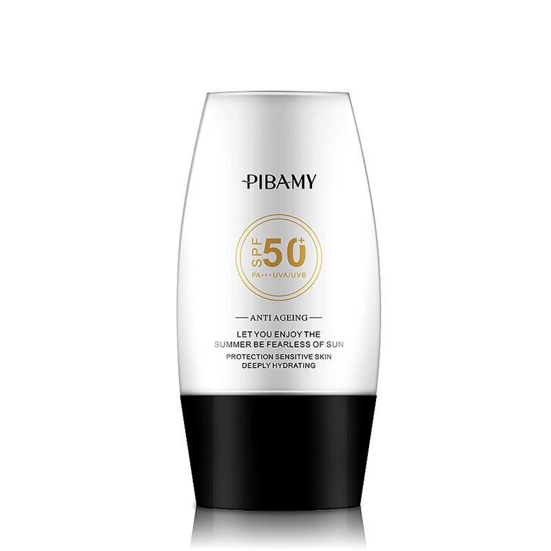 Meiyanqiong Sunscreen Spf50 Whitening Repair Sunblock Skin Protective Cream Anti-sensitive Oil-control Moisturizing Isolation Beauty Essentials