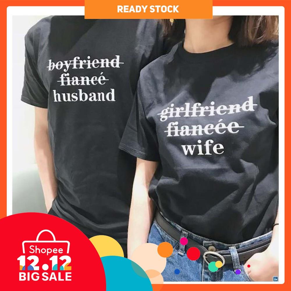 9cb170b8b DIY tshirt Personalized Tshirt / customized team tee/ Family set/ Couple  tshirt | Shopee Malaysia