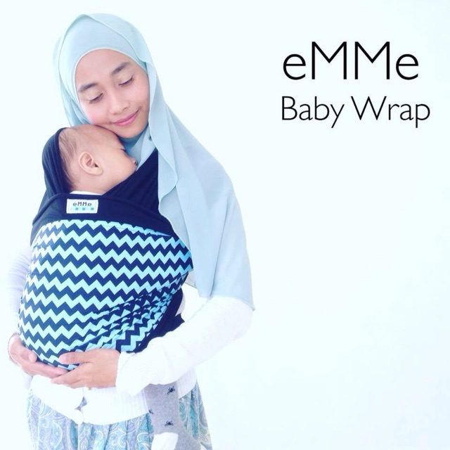 Emme Baby Wrap Shopee Malaysia