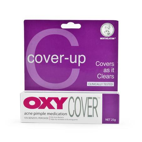 OXY Cover Acne Pimple Medication 25g