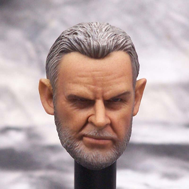 1//6 Scale Action Figure Sean Connery HeadSculpt With Male Body Doll Toys