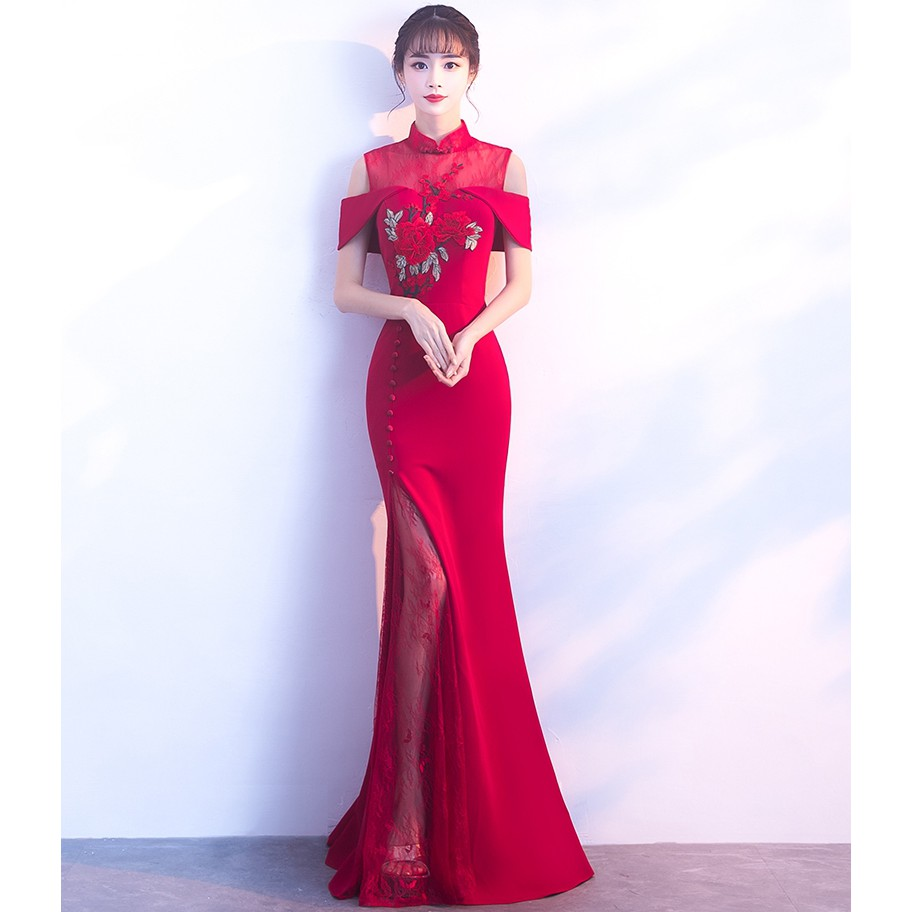 red gown - Traditional Wear Online Shopping Sales and Promotions ...