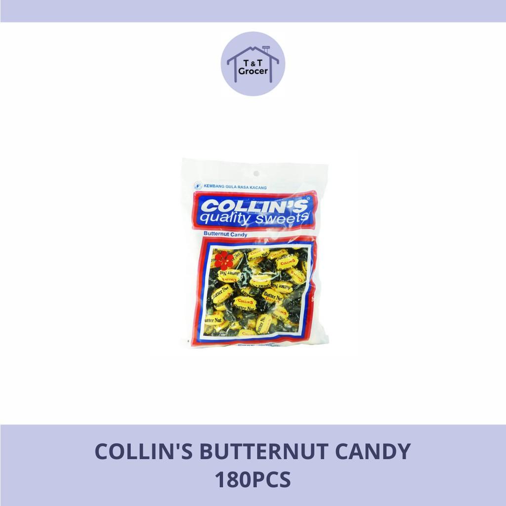 Collin's Butternut Candy 180-400pcs
