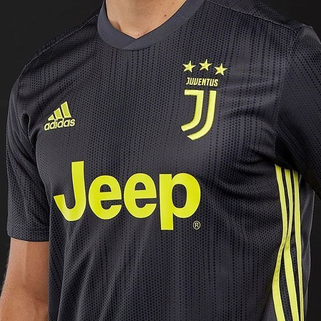 best website e9a6c c1f82 ⚽ JUVENTUS THIRD JERSEY 2018/2019 (OFFICIAL) - CLIMALITE.