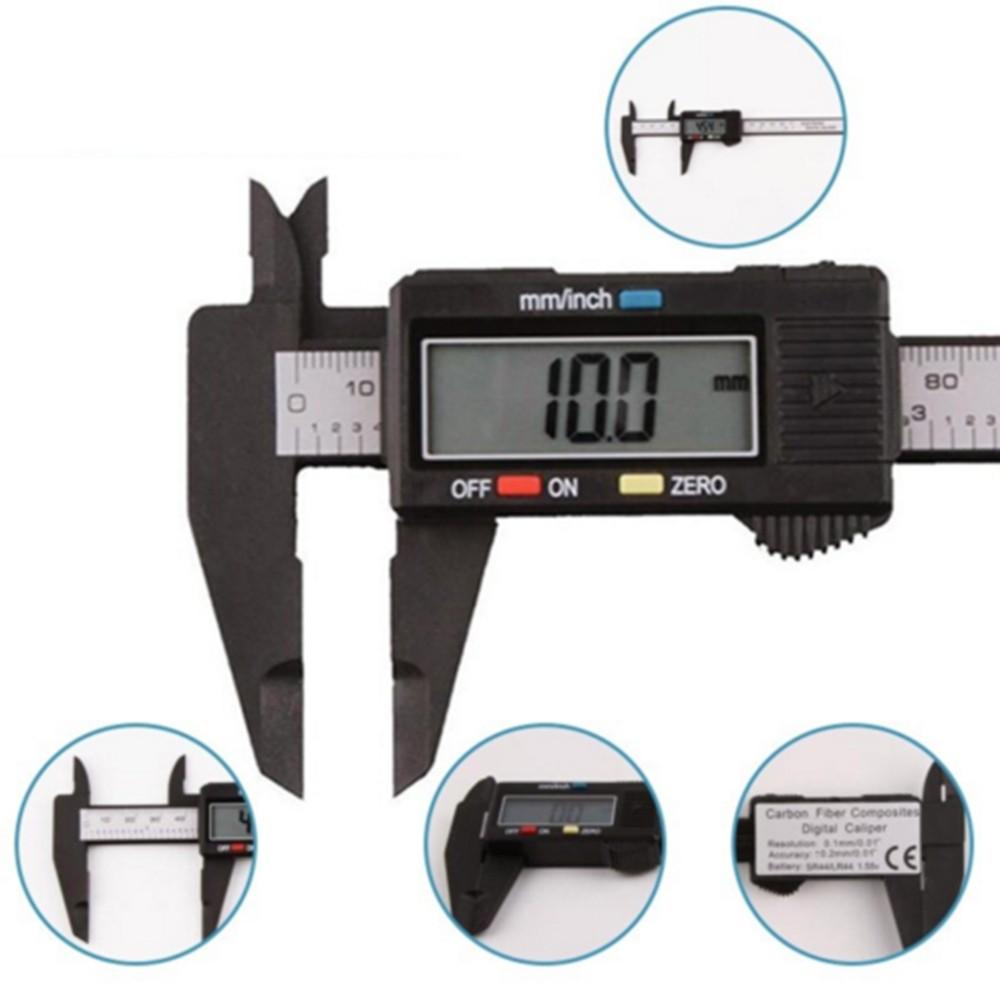 Tools Electronic Digital Caliper Vernier Automotive Dial Gauge Lightweight