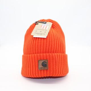 Carhartt Mens 100900 Orange Tennessee Hat