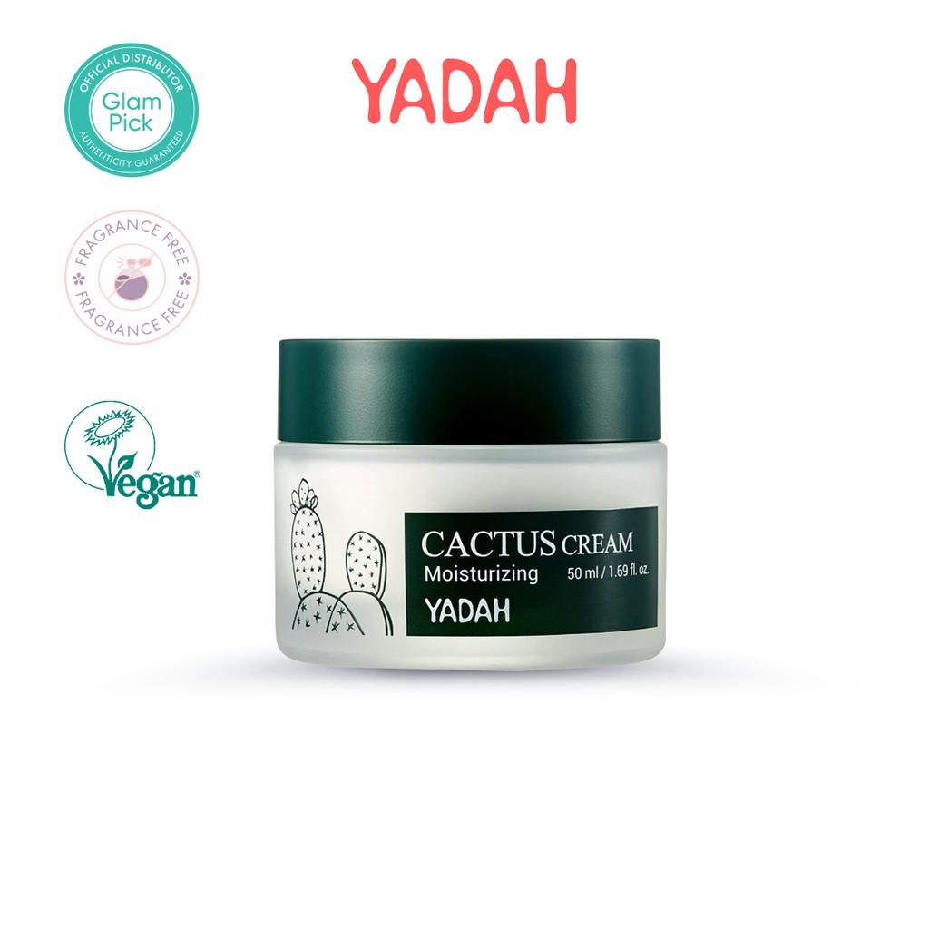 YADAH Cactus Cream  50ml