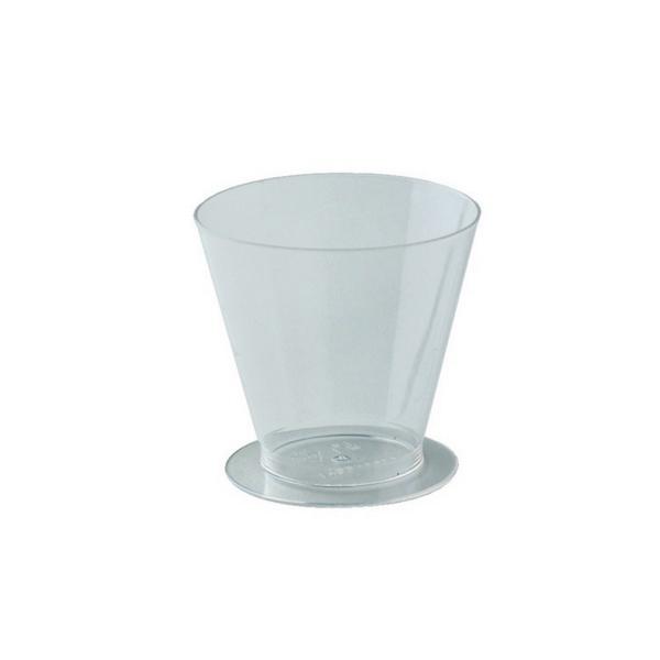 Martellato, Dessert Cup, Triangular Angled