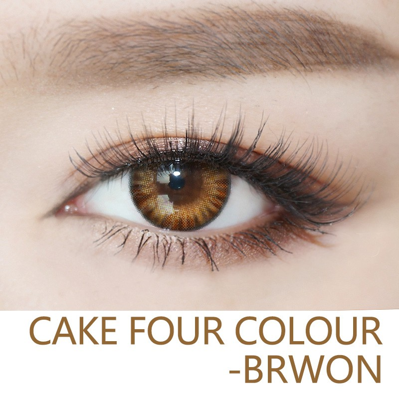 Kontaktlinse Contact Lenses Soft Cosmetic Cosplay Color Makeup Brown Lens  Pitchy