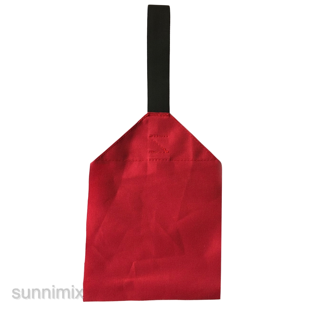 Kayak Safety Flag Long Load Travel Red Safety Flag for Kayaks Canoes /& SUP