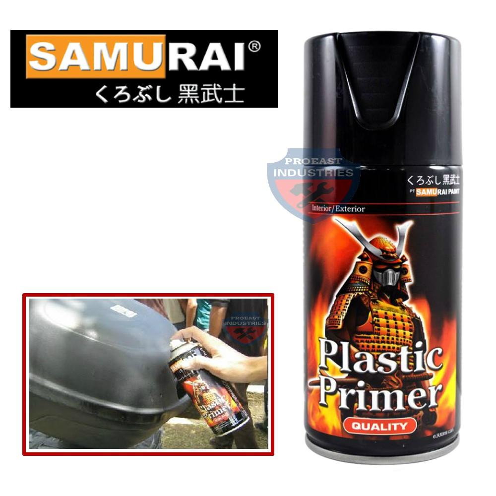 Samurai Spray Plastic Primer KPP (Plastic Primer AEROSOL)