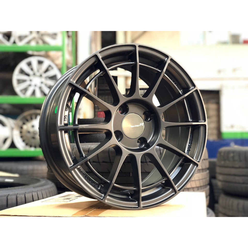 "15"" RACING R TAIWAN RIM FOR VIOS PRIUS C CITY JAZZ INSIGHT"