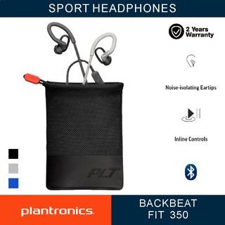 Plantronics Backbeat Go 810 Bluetooth Wireless Headphones | Shopee