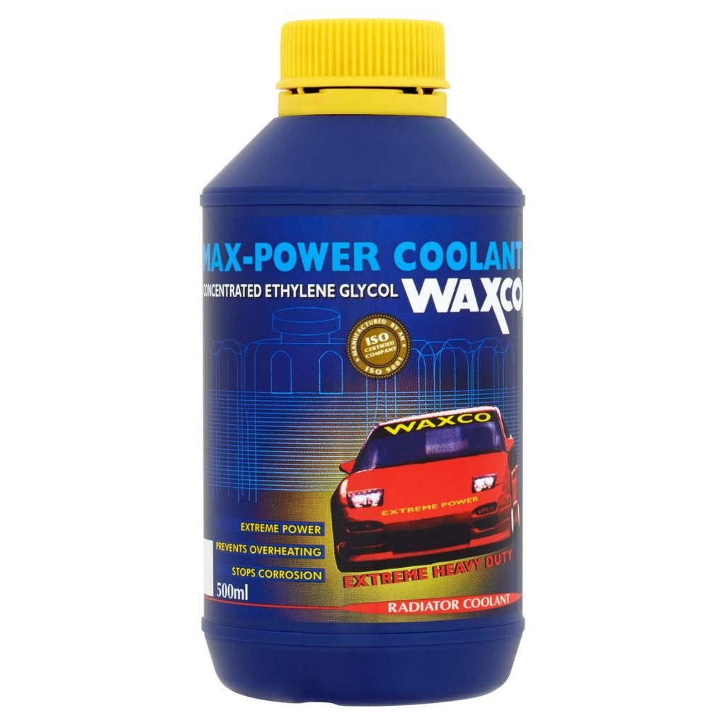 Waxco Max-Power Radiator Coolant 500ml