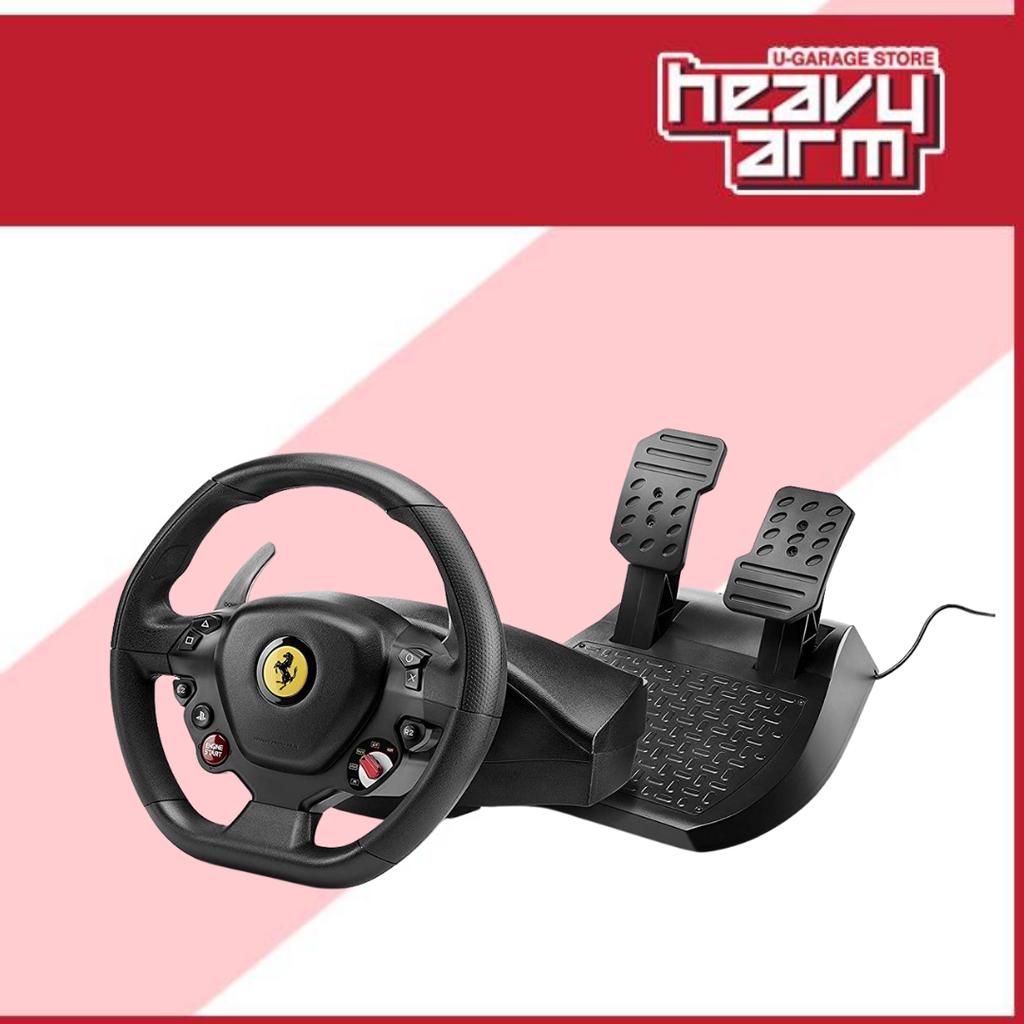 Thrustmaster T80 Ferrari 488 Gtb Steering Wheel Thrustmaster Entry Level Racing Wheel Ps5 Ps4 Pc Ferrari Licensed Shopee Malaysia