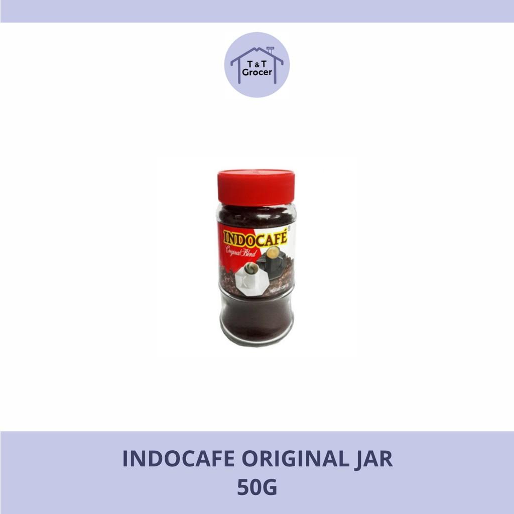 Indocafe Original Jar 50g