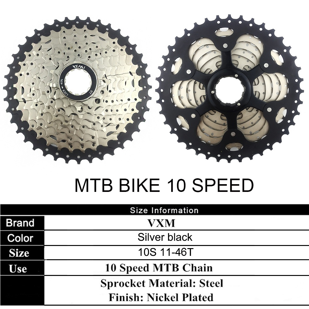 Sprocket Ratio