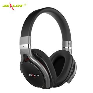 f05f713d3dd Zealot Bluetooth 4.0 Wireless Headphone Stereo Sound Bass Music Headset  With Mic | Shopee Malaysia