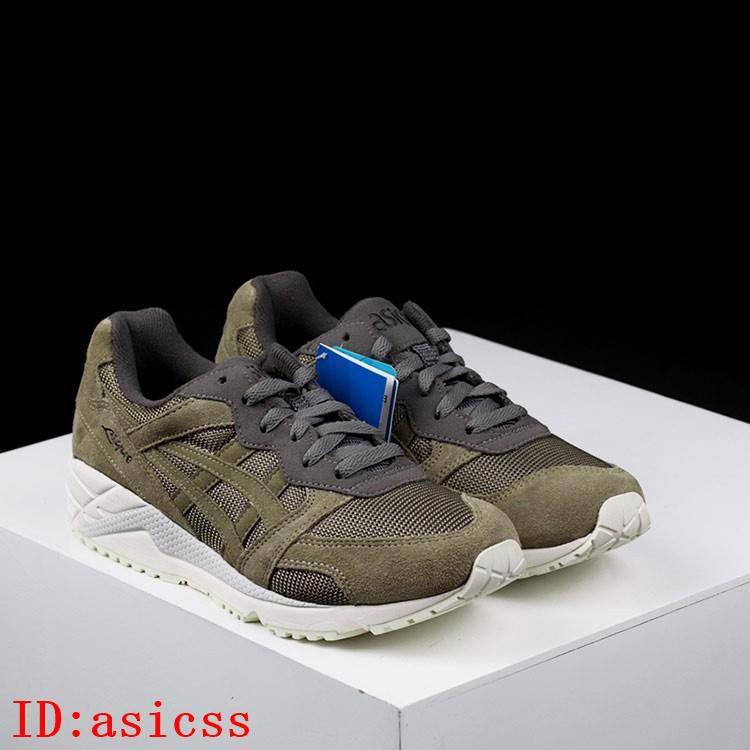 newest collection a15c7 46f82 On sale Asics Tiger Gel-Lique men and women casual sports ru