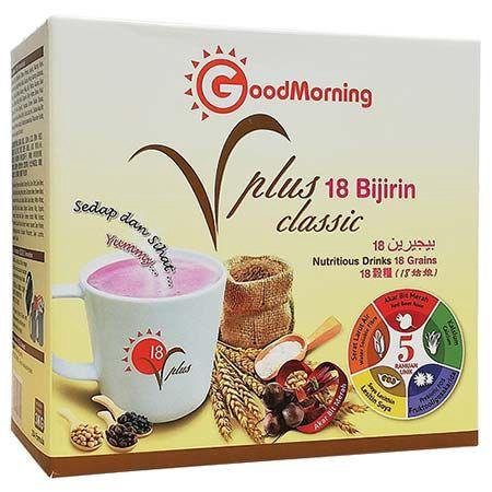 Good Morning VPlus 18 Grains Classic Complete Nutrition18 3kg