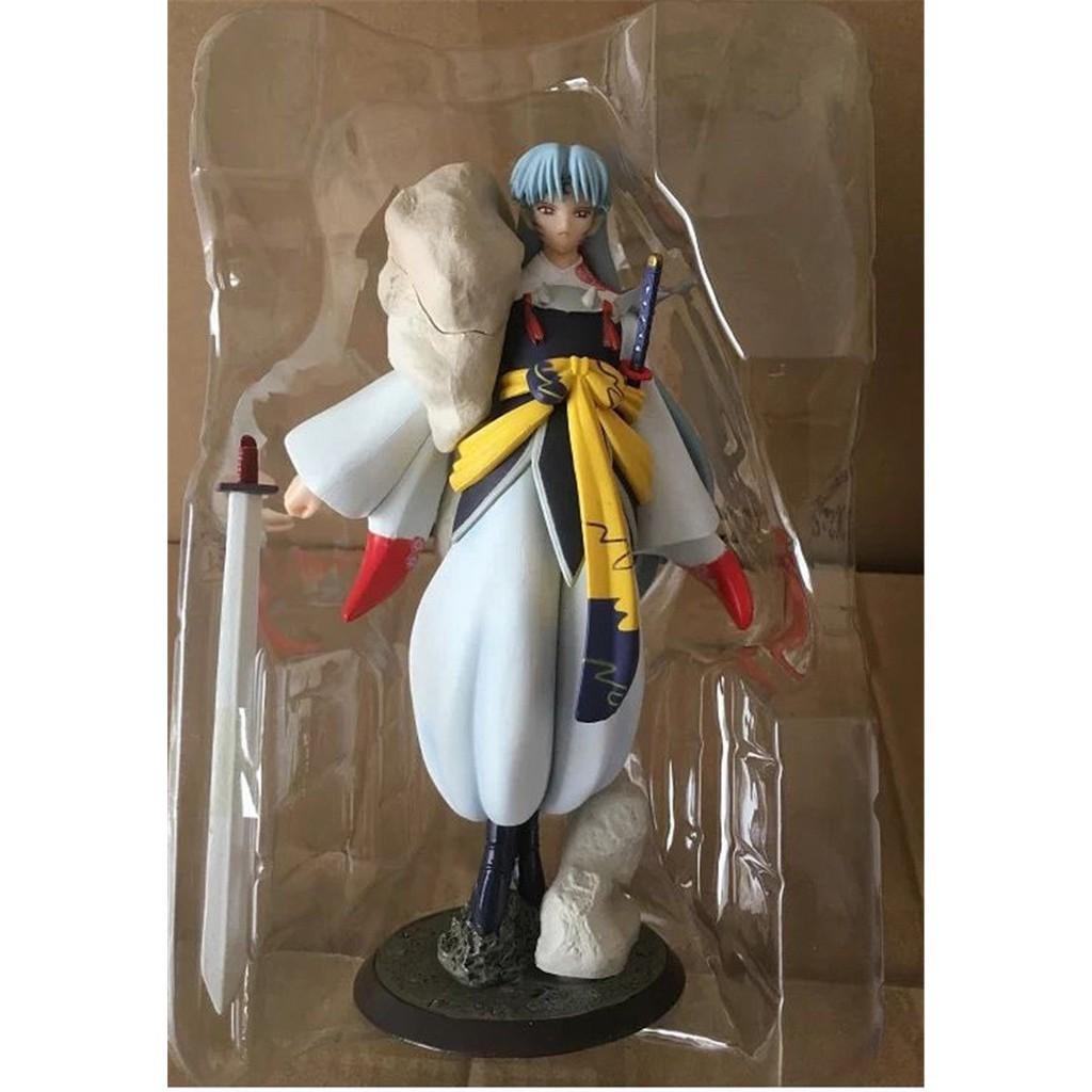 InuYasha Sesshoumaru Japanese Anime 1//8 Scale PVC Figure Figurine Toy No Box