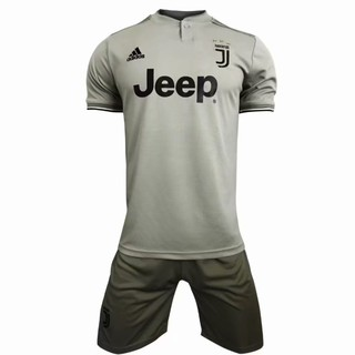 new product c6240 b458a Juventus away football Jersey 2018-2019 with pants fan issue ...
