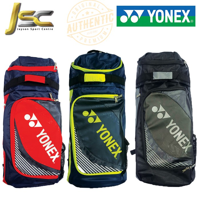 Yonex Backpack Bag - Sunr 8722B11MS2-S (100% Original)