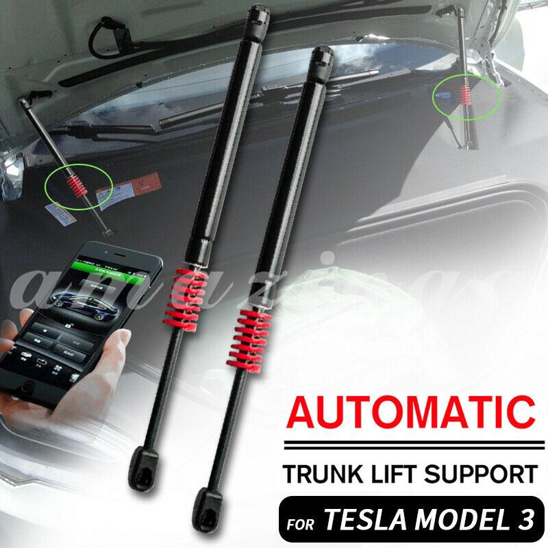Trunk Lift 2pcs Support Pneumatic Durable Hydraulic Rod Automatic Damper  Rear Trunk Struts Kit