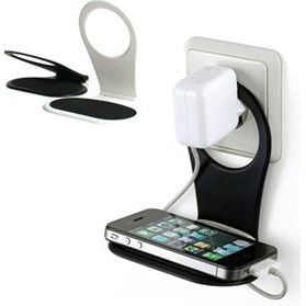 Wall Charging Rack Holder