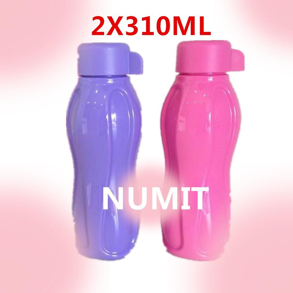 Tupperware Candy Pop MINI Eco Bottle 310ml Pink/ Purple