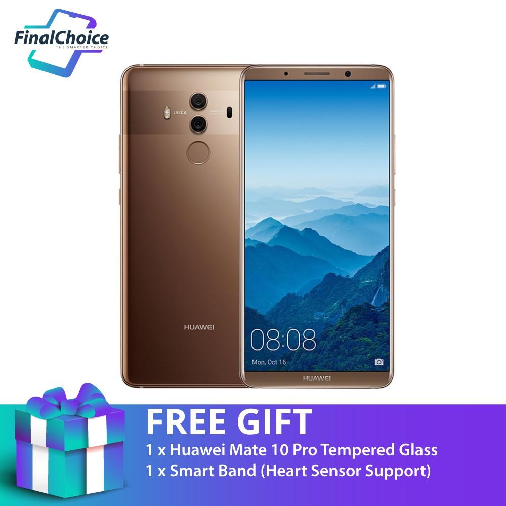 [Free Gift] Huawei Mate 10 Pro (6GB+128GB) Original Huawei Malaysia Warranty