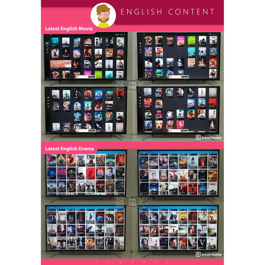 🔥Pre install 10k Movies + Channels🔥 TX3 Mini 2GB 16GB Android TV