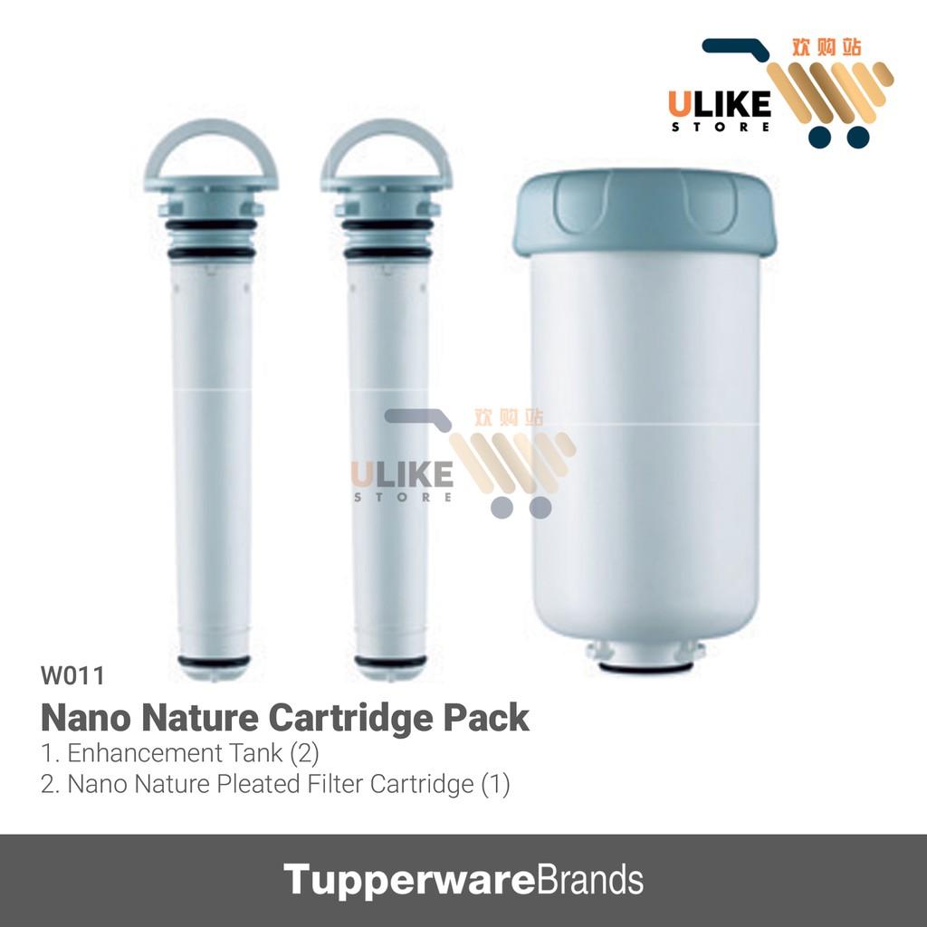 Tupperware Enhancement Tank / Nano Nature Pleated Filter Cartridge