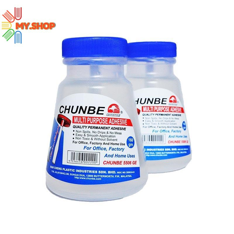 Chunbe 160ML Multi Purpose Adhesive Clear Glue GE5506