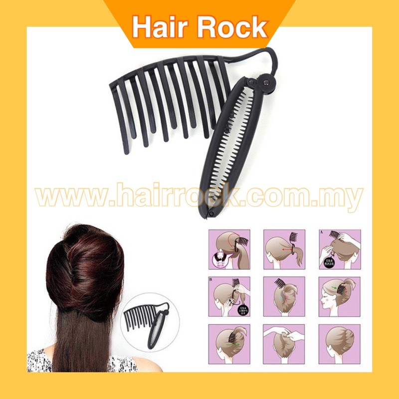 Pro Hair Clip Styling Tools