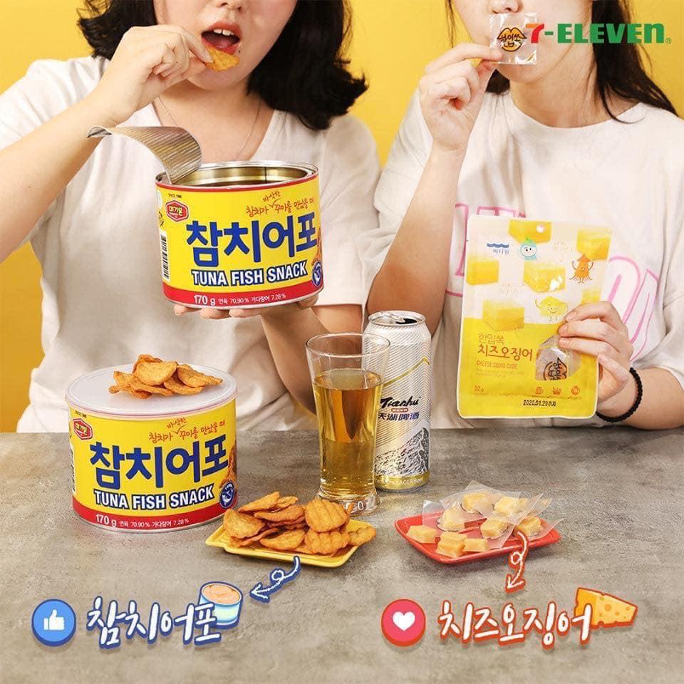 KOREA FISH SNACK韩国Tuna 鲔鱼饼| Shopee Malaysia