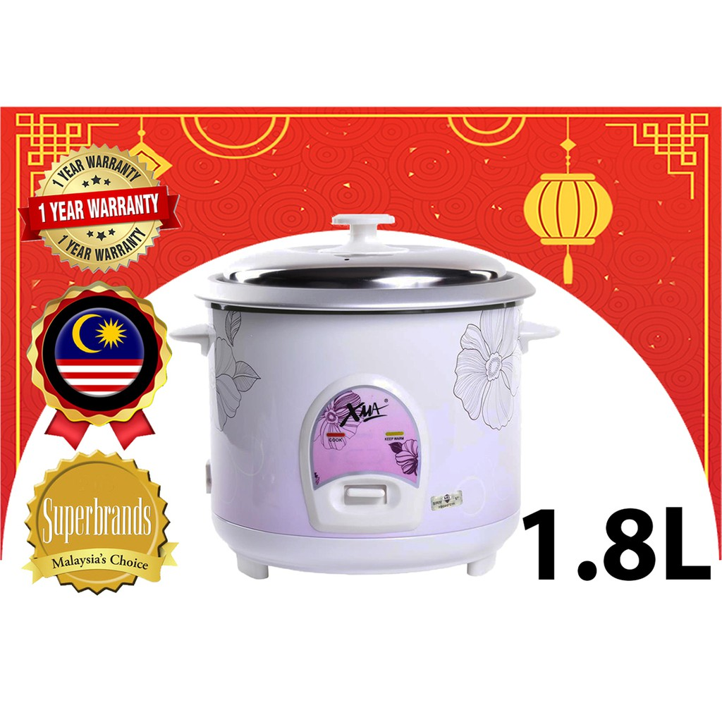 XMA-Rice Cooker 1.8L