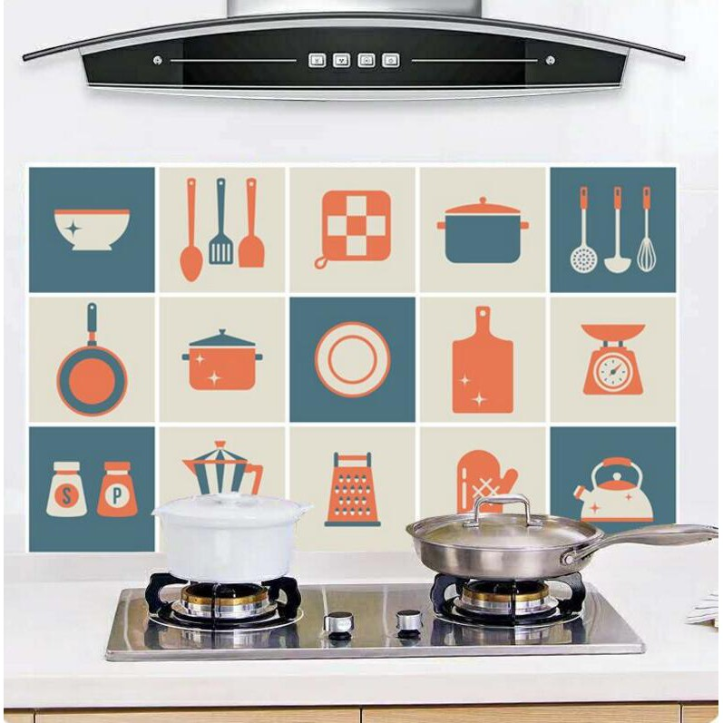 kitchen sticker - Home Decor Prices and Promotions - Home & Living Jul 2019 | Shopee Malaysia