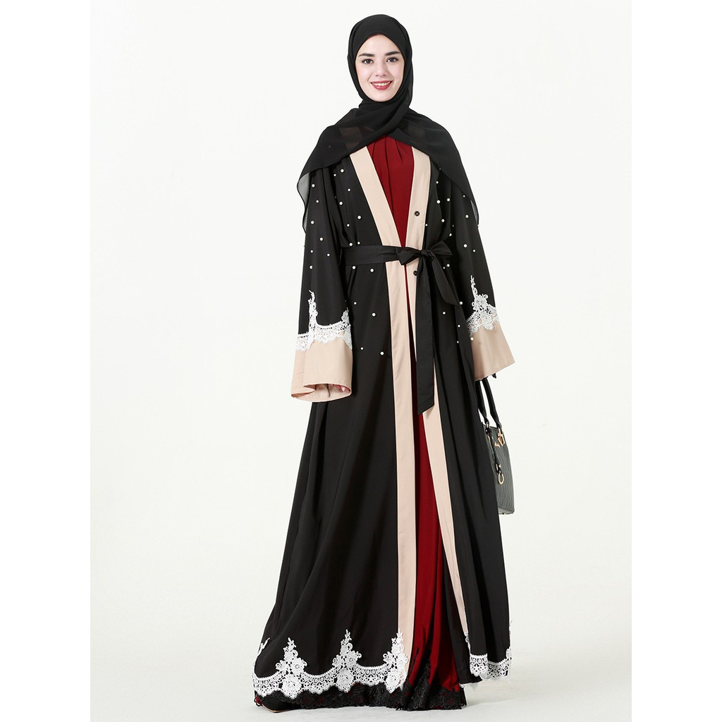 Size Dress Muslimah Wear Online Shopping Sales And Promotions Kemeja Lavender Multicolor Shop At Velvet Muslim Fashion Nov 2018 Shopee Malaysia