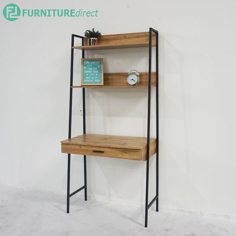 Furniture Direct NORMAD industrial style study desk/ meja berlajar