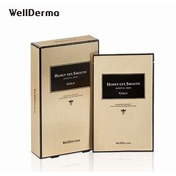Wellderma Honey Ex Smooth Essential Mask 25ml*10s