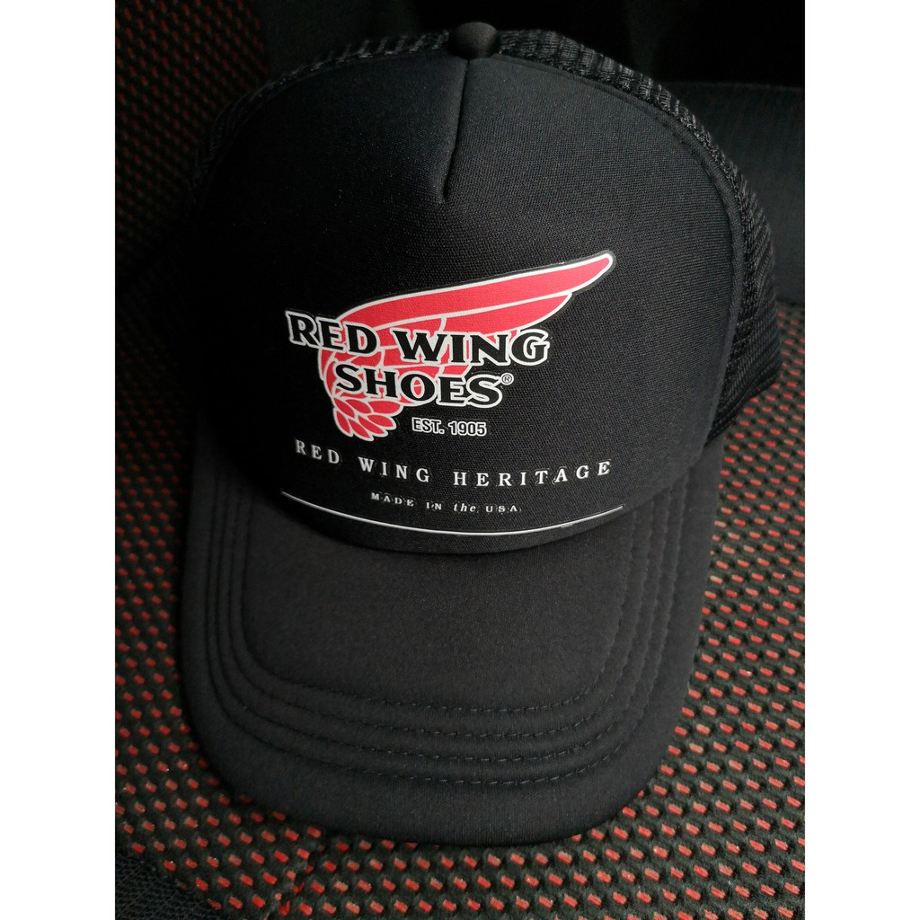287e1a9db RED WING HERITAGE trucker cap