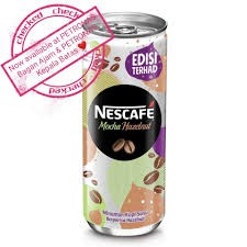 Nescafe Mocha Hazelnut 24x240ml