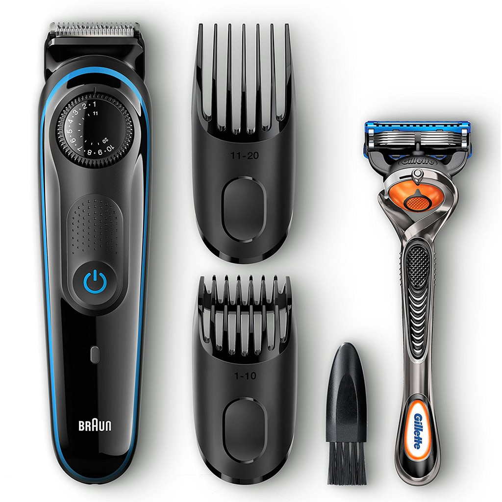 Philips Norelco Beard trimmer Series 3500, 20 built-in length settings, QT4018/49 | Shopee Malaysia